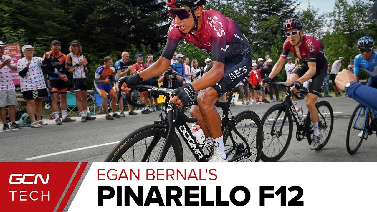 Tour de France: Egan Bernal set to become first Colombian to win title
