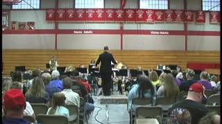flambeau middle school band may 23rd 2016