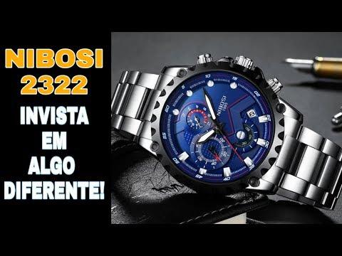 REVIEW NIBOSI 2322 - SAIA DO CONVENCIONAL!