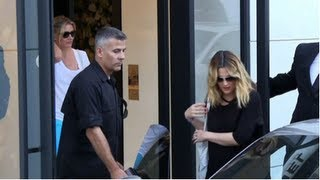 Drew Barrymore at Wedding Dress Fitting With Cameron Diaz