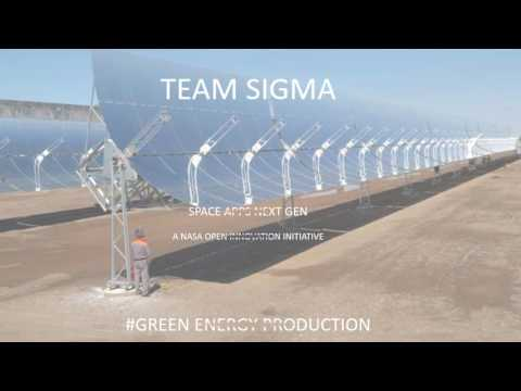 Green Energy Production -sigma team