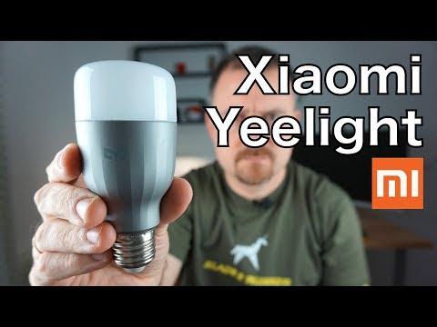 La bombilla Xiaomi Yeelight a fondo by Gearbest.com