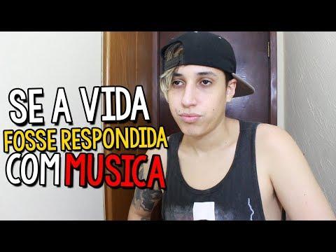 SE A VIDA FOSSE RESPONDIDA COM A