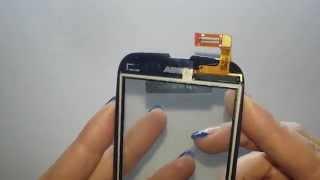Сенсорный экран для Nokia Lumia 610