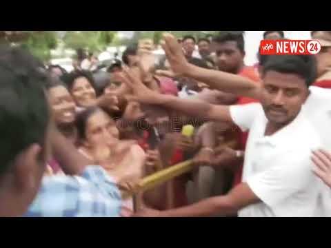 Janasena Chief Pawan kalyan Interact With People At Gangavaram Port | AP Politics | YOYO NEWS24