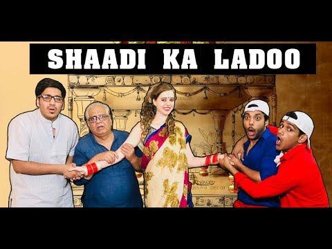 Shaadi Ka Ladoo | Chaddi Baniyan aur Kamlesh | RealSHIT