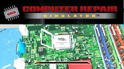 How To Fix A PC In Computer Repair Simulator - Computer Repair Simulator Gameplay