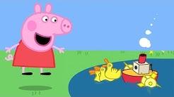 Peppa am Bootsteich | Cartoons für Kinder | Peppa Wutz Neue Folgen