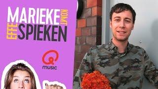 Marieke Komt Effe Spieken bij Kai // Qmusic