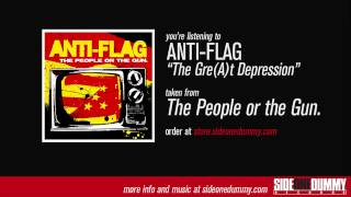 Anti-Flag - The Gre(A)t Depression (Official Audio)