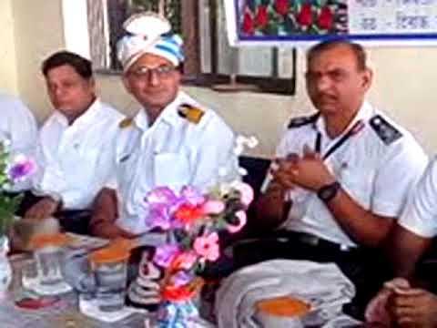 FELICITATION OF CAPT. SHAILENDRA KOHLI