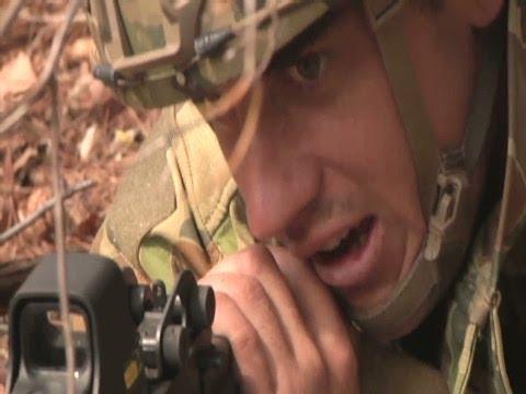 AFN Daegu - U.S Marines and Australian army conduct the amphibious force