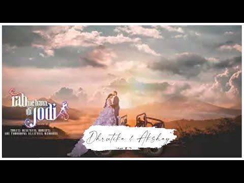 DHRUTIKA X AKSHAY || Prewedding || Max Media Photo Studio