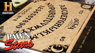 Pawn Stars: Chumlee Foresees a Ouija Board Deal (Season 17) | History