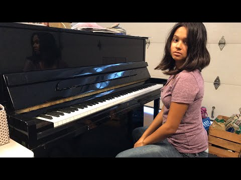 Live Piano time with Alexa!