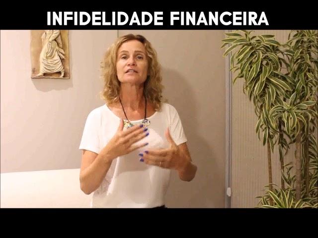 INFIDELIDADE FINANCEIRA - Márcia Tolotti