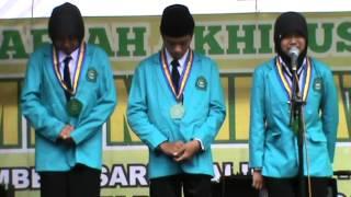 Puisi tentang GURU Haflah MTs. NU Gombengsari, 15 Juni 2014