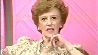 Helen Ward, Armelia McQueen, Joe Franklin Show, 9 11 79