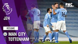 Résumé : Manchester City 3-0 Tottenham – Premier League (J24)