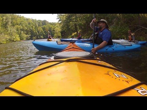 Wild SideTV-Kayak School