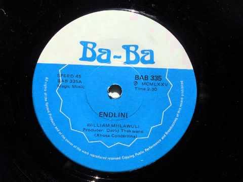 William Mhlawuli - Endlini (Xhosa Concertina) (Ba-Ba 335)