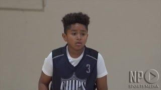 Shooting guard (c/o 2026) Jacob Aguila in The Dunk League Video
