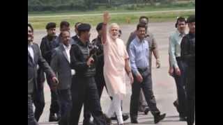 Narendra Modi Nepal Visit & 4 Layer Z Plus Security Arrangement in Kathmandu, Speech & Interview