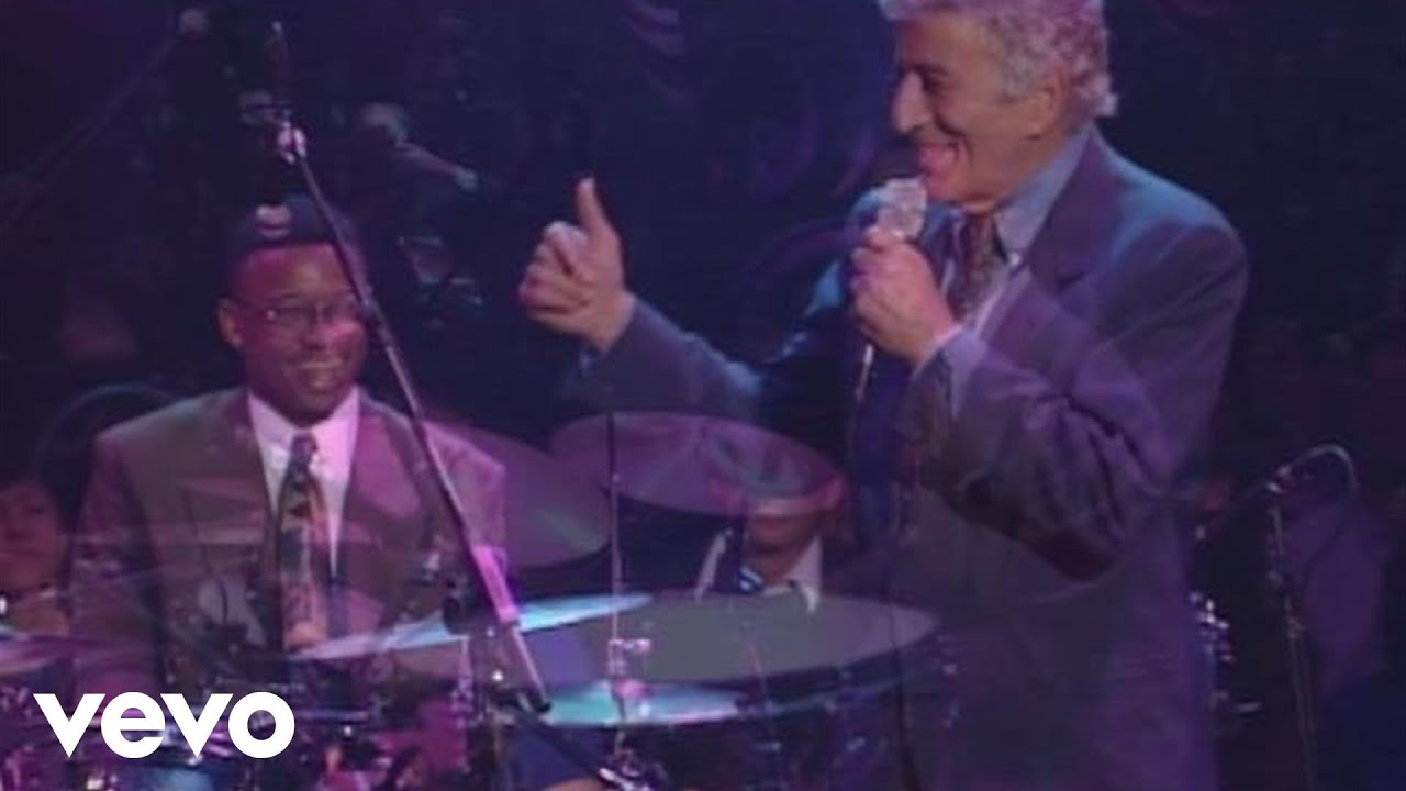 Tony Bennett - Steppin' Out with My Baby (from MTV Unplugged)