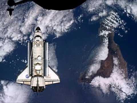 Satellitenbilder Islas Canarias
