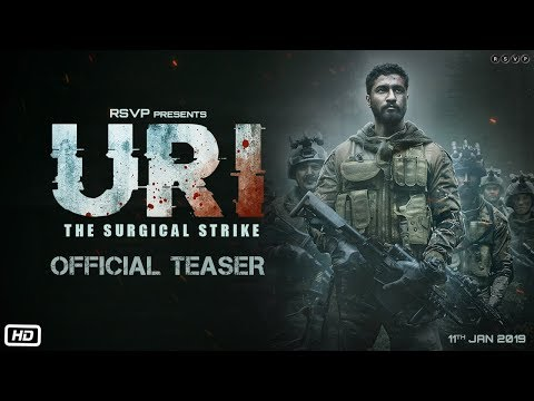 URI | Official free | Vicky Kaushal | Yami Gautam | Aditya Dhar | 11th Jan 2019