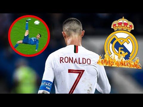 Darum will Cristiano Ronaldo zu Juventus Turin !