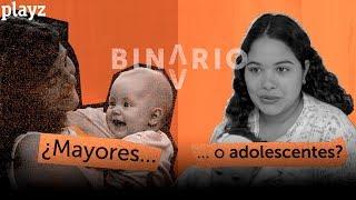 Binario: Madres jóvenes en un país de viejos - Capítulo 3 | Playz