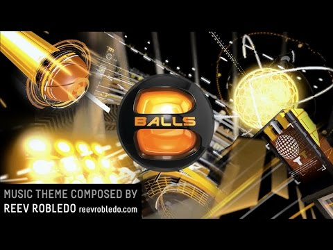 Music Theme of Balls Channel Station ID by Reev Robledo