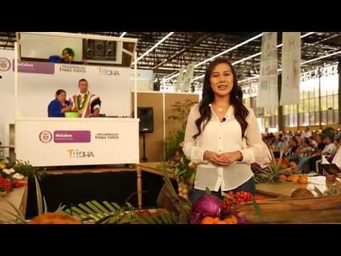 Cocinas tradicionales: sabores y saberes de Colombia. Cultura al Aire TV.