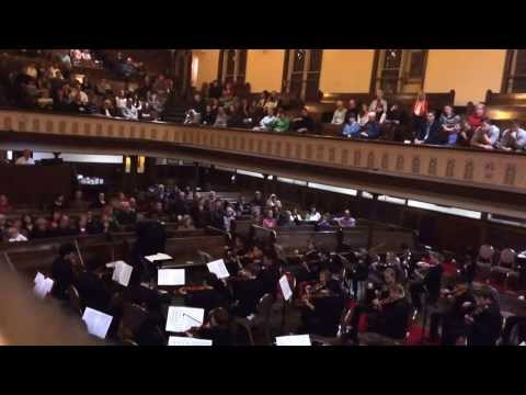 Capriccio Espagnol by Hamilton Philharmonic Youth Orchestra
