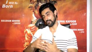 Repeat youtube video Interview Of Kunal Kapoor For Mahayodha