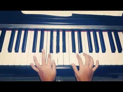 Lagu anak - Layang Layang - piano by Grace