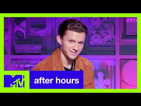 Tom Holland's Secret 'Spider-Man: Homecoming' Audition Tape | After Hours | MTV