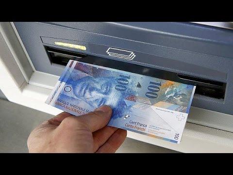 Le franc suisse à parité avec l'euro - economy