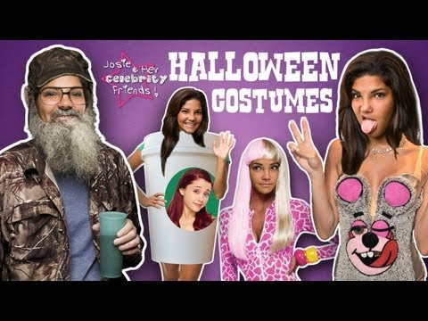 Ariana, Nicki, Miley & More Halloween Costumes by Josie! from YouTube · Duration:  1 minutes 15 seconds
