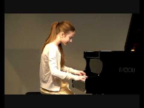 """Prokofiev: Prelude in C-Major """"Harp"""" op. 12/7"""