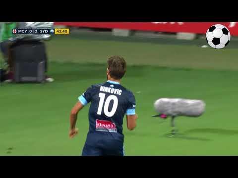 Melbourne City vs Sydney FC - 0:4 - 10/02/2018 - All Goals & Highlights HD - Round 20