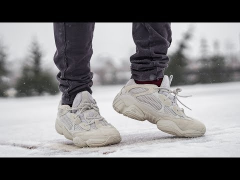 the latest 13d2e d7c69 Why you LOVE OR HATE THE YEEZY 500 | YEEZY 500 BLUSH/ DESERT ...
