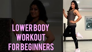 Lower Body Workout For Beginners || Ashtrixx