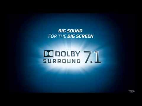 dolby surround 7 1 youtube. Black Bedroom Furniture Sets. Home Design Ideas