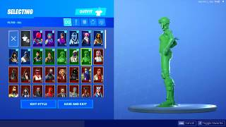 *NUEVO* FORTNITE SKINS *TOY STORY* Y *SKIN HONOR*