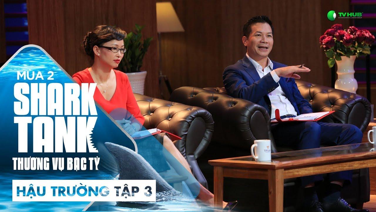 [Hậu Trường Tập 3] Shark Hưng Trêu Tên Startup Là… Are You Night? | Thương Vụ Bạc Tỷ