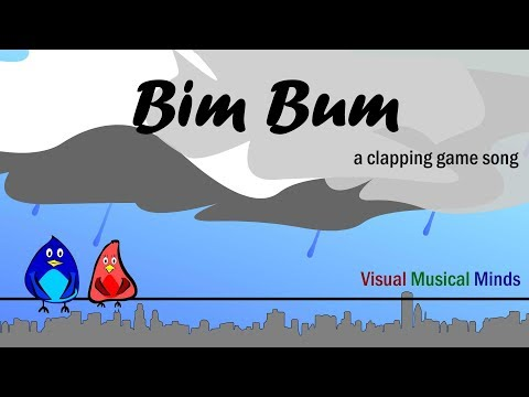 Bim Bum ~ A Clapping Game Song