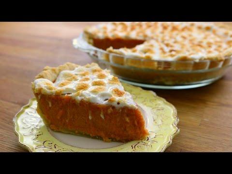 How to make Sweet Potato Pie | sweetco0kiepie