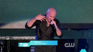 Pitbull - Feel this Moment Live@iHeartRadio Ultimate Pool Party